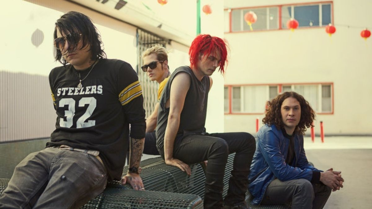 Look Alive, Sunshine! HipDot Is Doing Another MCR Collab!