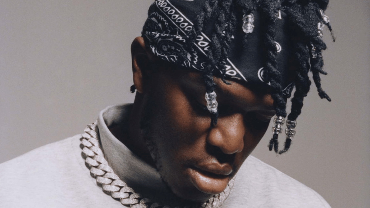 KSI Goes All Over The Place In His New Album!