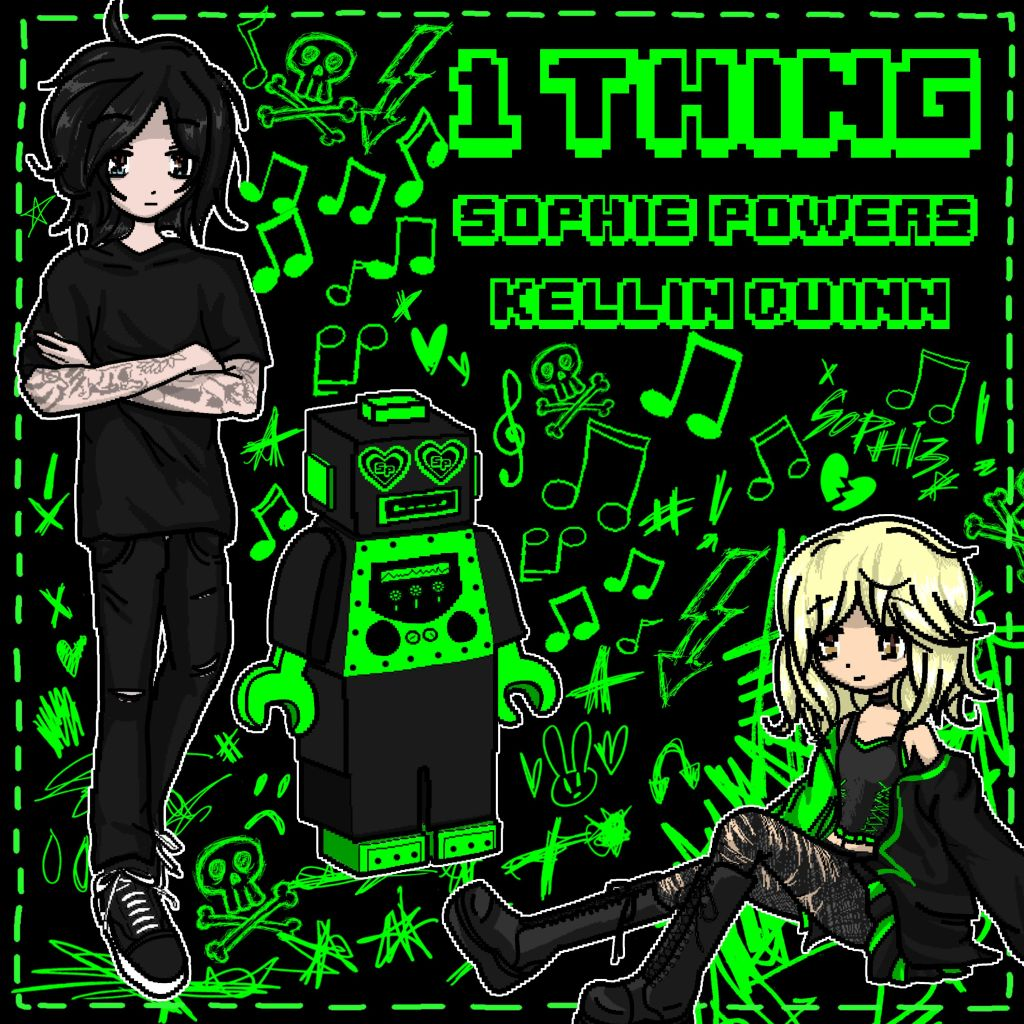 Sophie Powers 1 Thing
