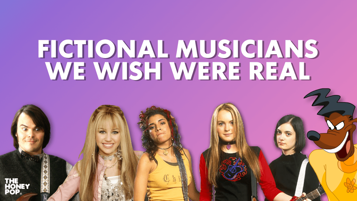 Fictional Musicians We Wish Were Real!