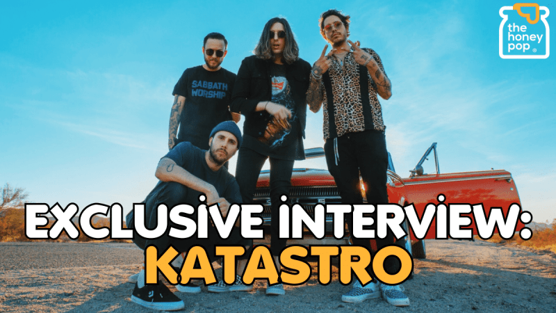 We're Suckers For Katastro After Our Exclusive Interview