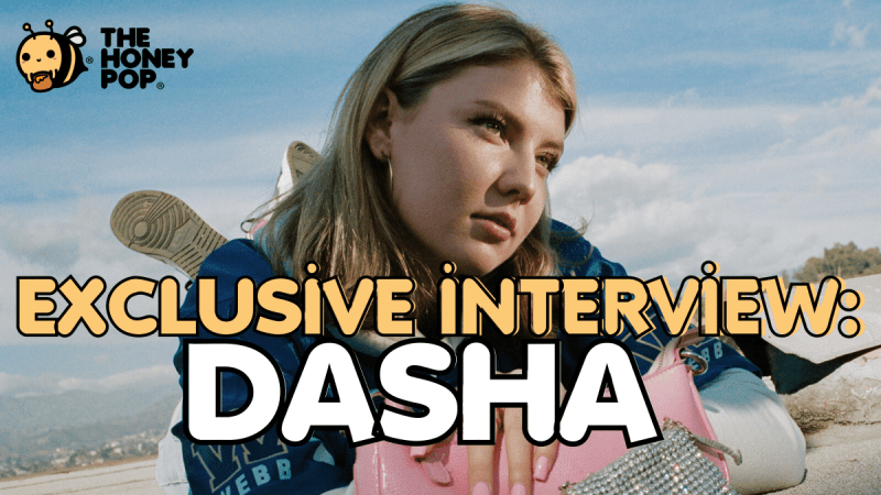 Exclusive Interview: Dasha Talks Fashion, Fans, And Feeling 'Nervous'
