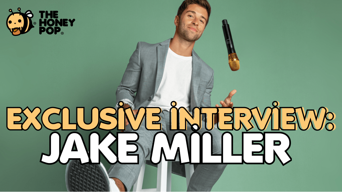 """We Found the """"Silver Lining"""" with Jake Miller"""