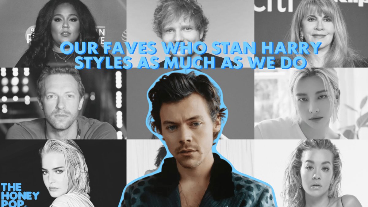Legends Supporting Legends: 10 Of Our Faves Who Stan Harry Styles As Much As We Do