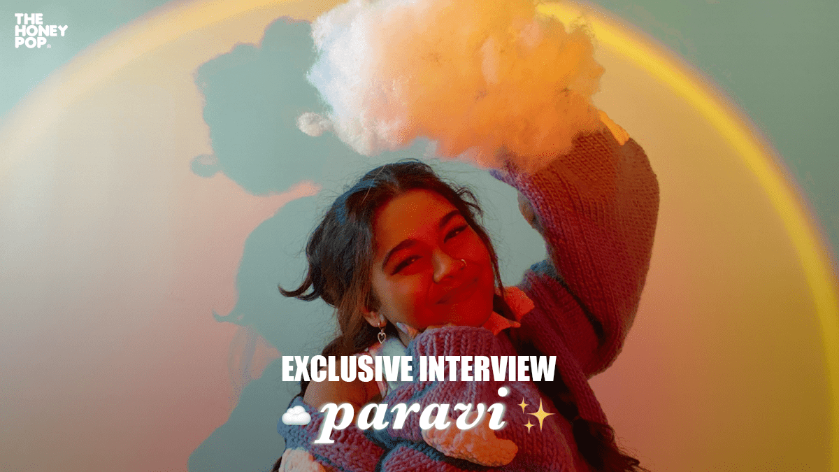 Exclusive Interview: Paravi Talks 'cloud 9' Cover, IG Aesthetics, And More!