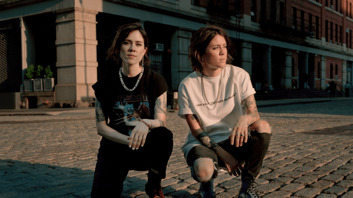 What Exactly Are Tegan and Sara Up to Right Now?