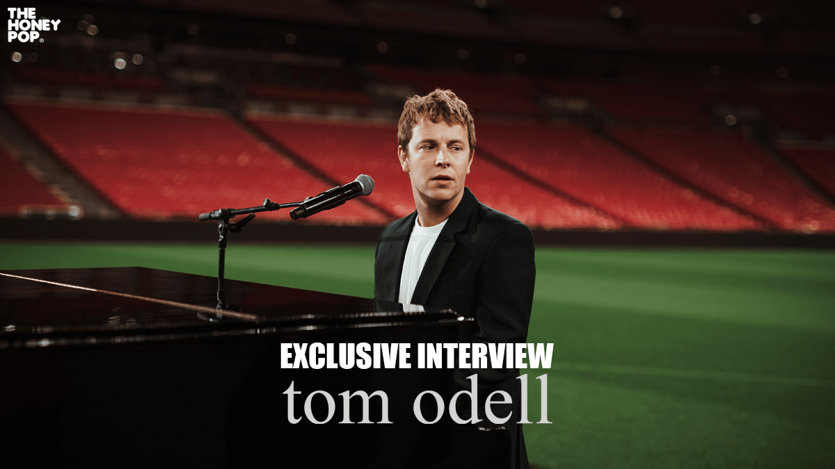 Tom Odell Is Unshackled, Liberated & Absolutely Epic In Exclusive Interview