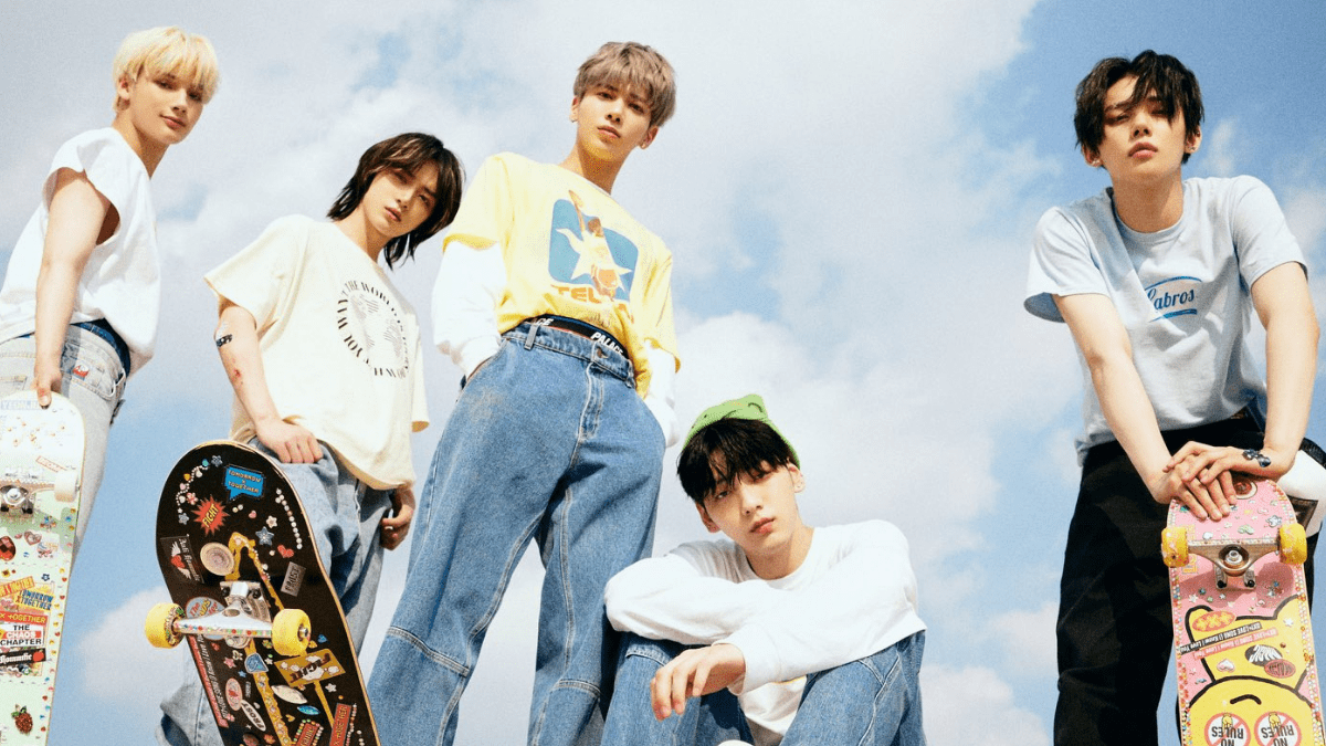 TXT Are The Ultimate It Boys In  THE CHAOS CHAPTER: FIGHT OR ESCAPE