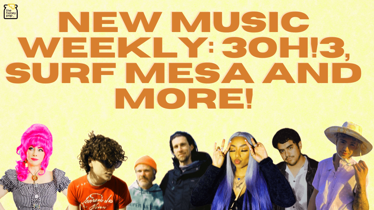 New Music Weekly: 3OH!3, Surf Mesa and More!
