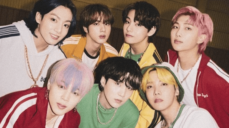 These BTS Collaborations Are A Hotter, Sweeter, Cooler Addition To Your Heavy Rotation