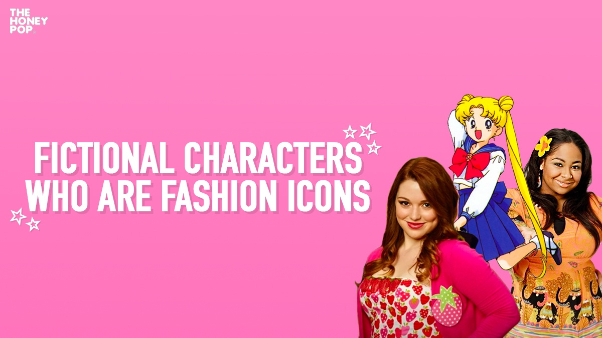 Fictional Characters Who Are Fashion Icons