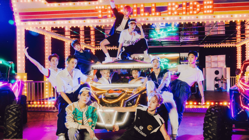 THE BOYZ Take Us On A THRILL-ING RIDE