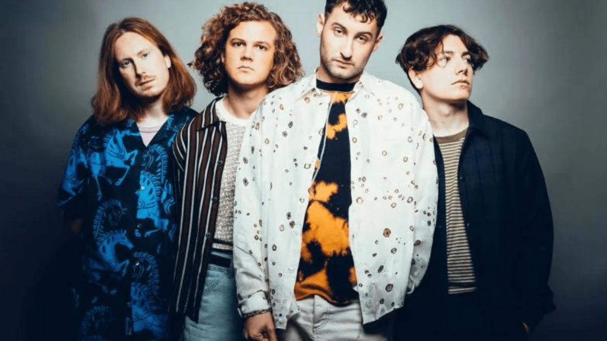 Sea Girls' 'Sick' Tunes Are Back For A Second Record!