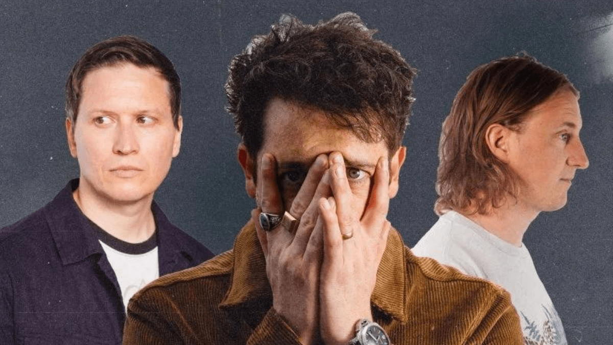 The Wombats Tips To  Fix Yourself, Not The World
