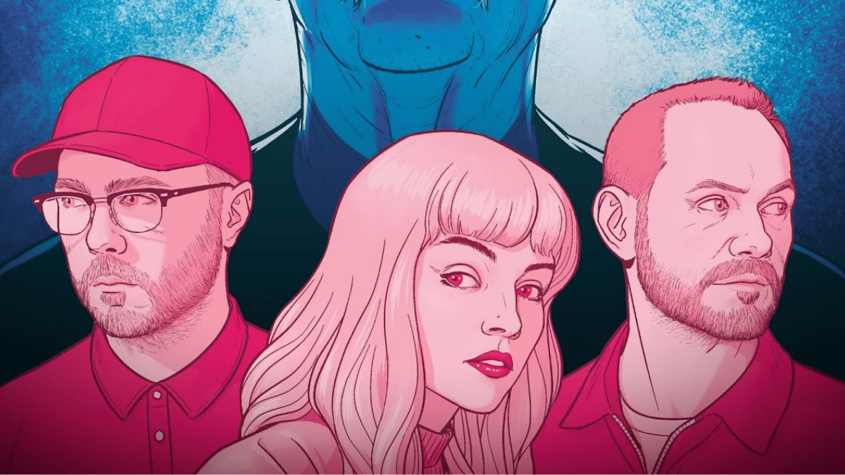 CHVRCHES Screen Violence Goes Live And Raw!