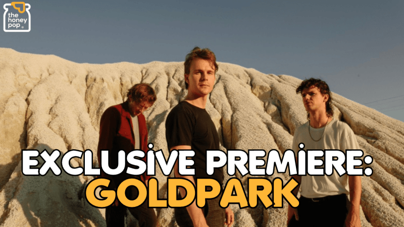 Exclusive Interview: Goldpark Talks All Things 'Met A Stranger'