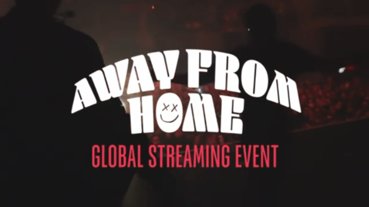 The Away From Home Festival At Home, With Louis Tomlinson