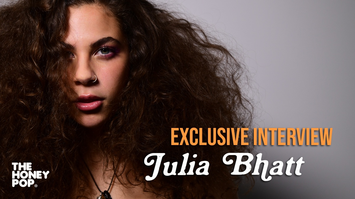 Exclusive Interview: Julia Bhatt Talks 'Hair Salon Vibes,' Social Media And Her Favorite Songs