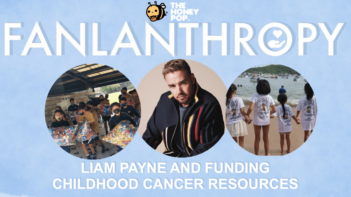 Fanlanthropy: Liam Payne and Funding Childhood Cancer Resources