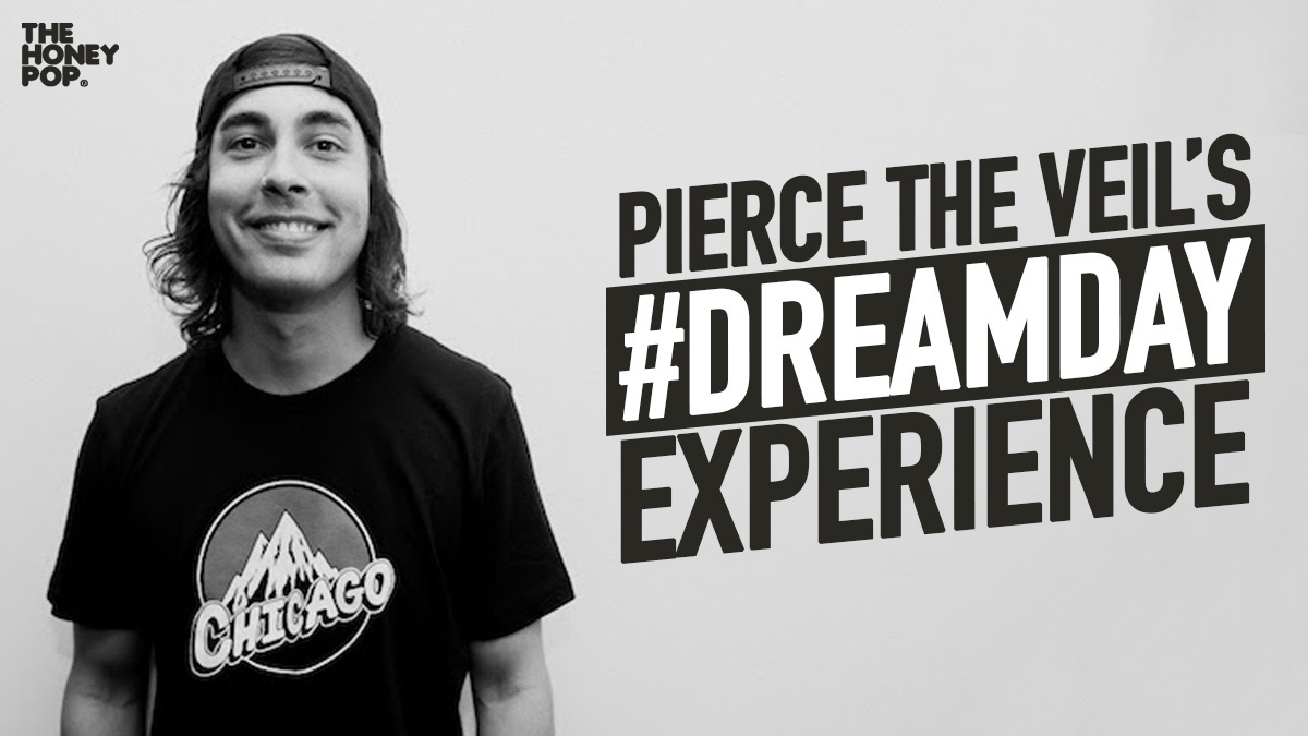 Vic Fuentes Makes One Fan's #DREAMDAY Come True