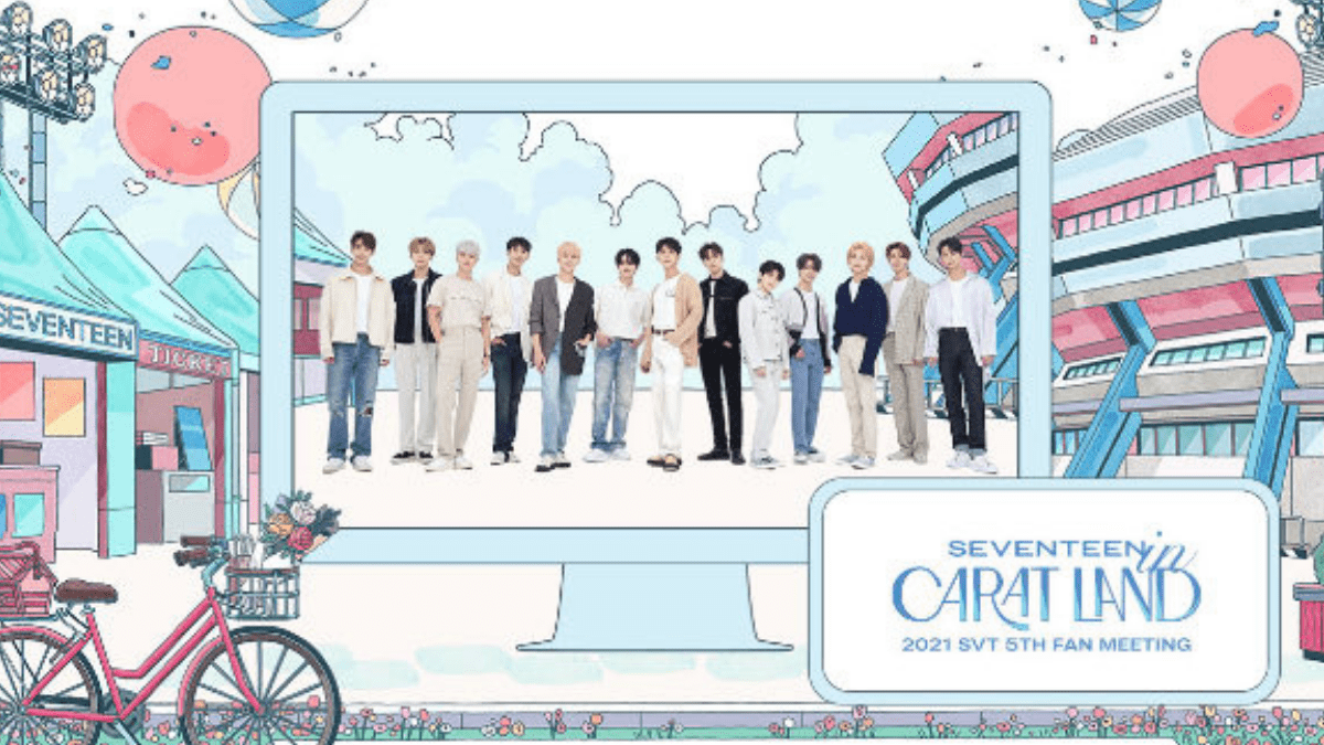 Another Amazing Night With SEVENTEEN In CARAT LAND