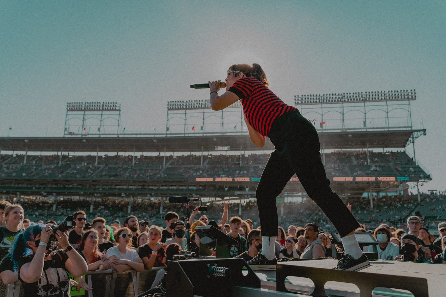 The Interrupters - Chicago, IL - August 15th, 2021