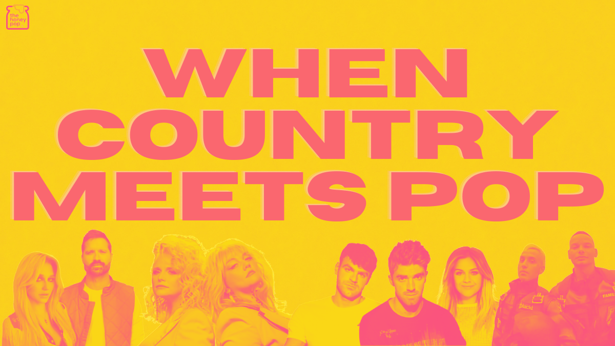 When Country Meets Pop: Walker Hayes, Kesha and More!