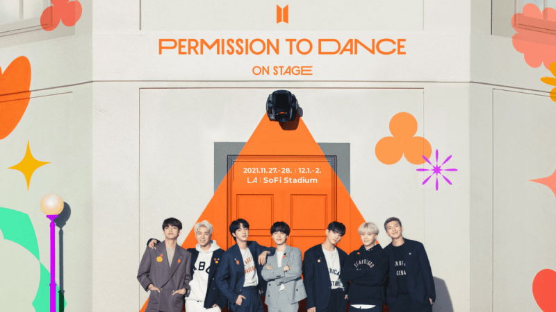 BTS PERMISSION TO DANCE ON STAGE Live Shows  In Los Angeles – Here's What You Need To Know!