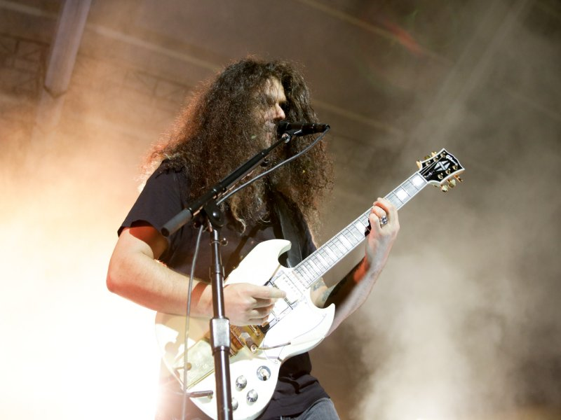 concert, photography, coheed and cambria