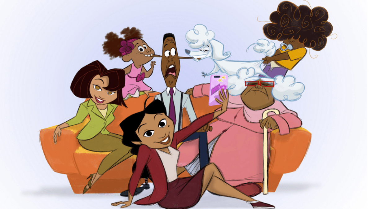 The Proud Family Is Getting Prouder With Celebrity Guest Stars