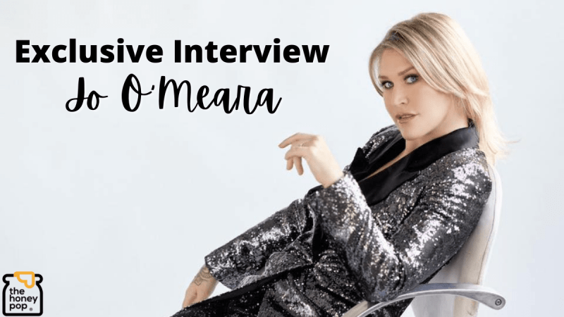 Jo O'Meara Talks 'Sweet Surrender' and New Album  With Love !
