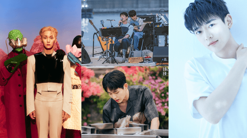 Here Is How SHINee Is Keeping Busy Without Taemin