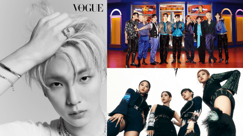 Here's How These Three SM Artists Are Dominating September