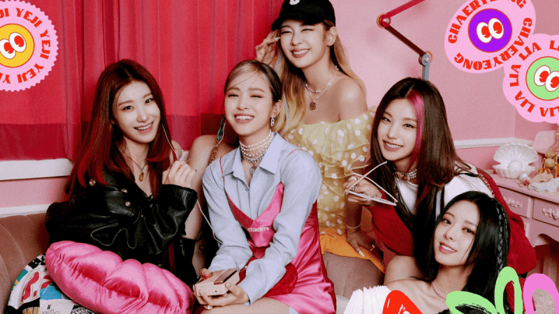 ITZY Has Us  Crazy In Love  With Their New Comeback