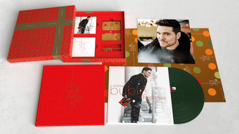 'Santa Baby,' Michael Bublé is Taking On Your Job!