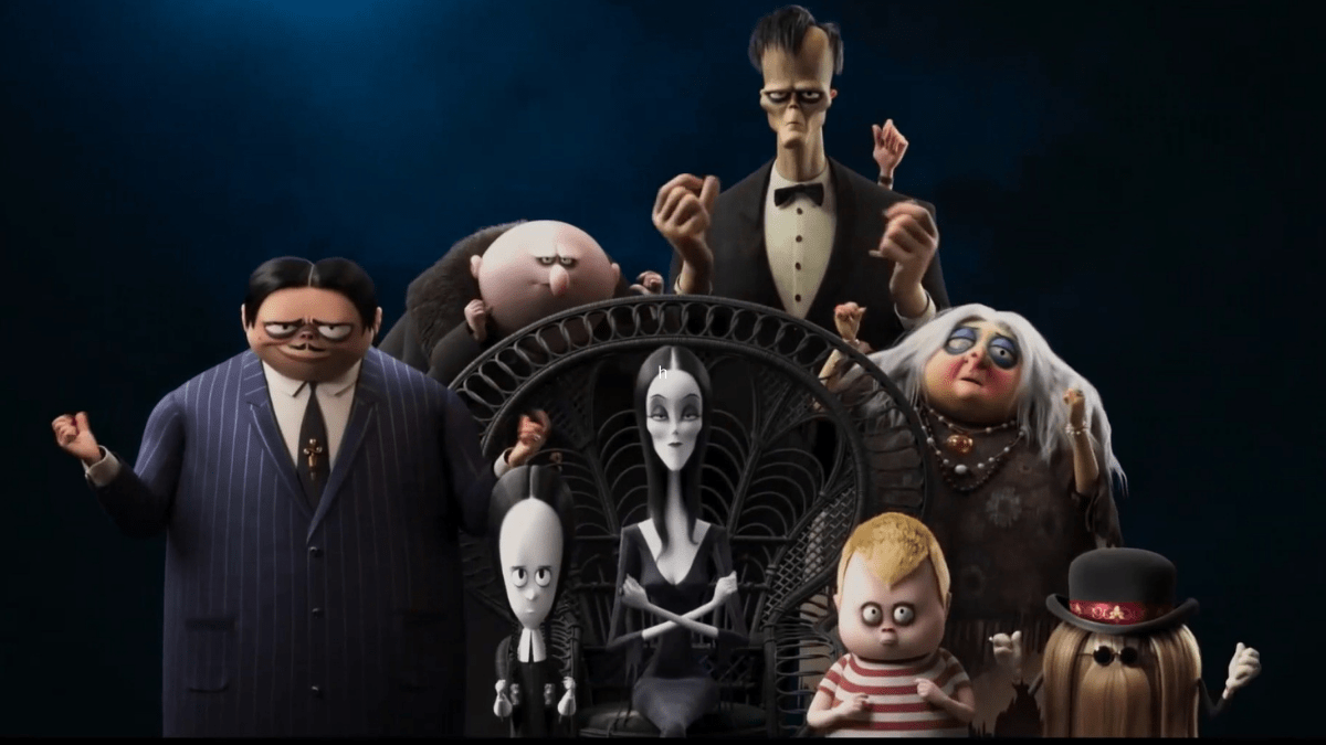 The Addams Family 2 Promises Another Spooky Hilarious Ride in October!