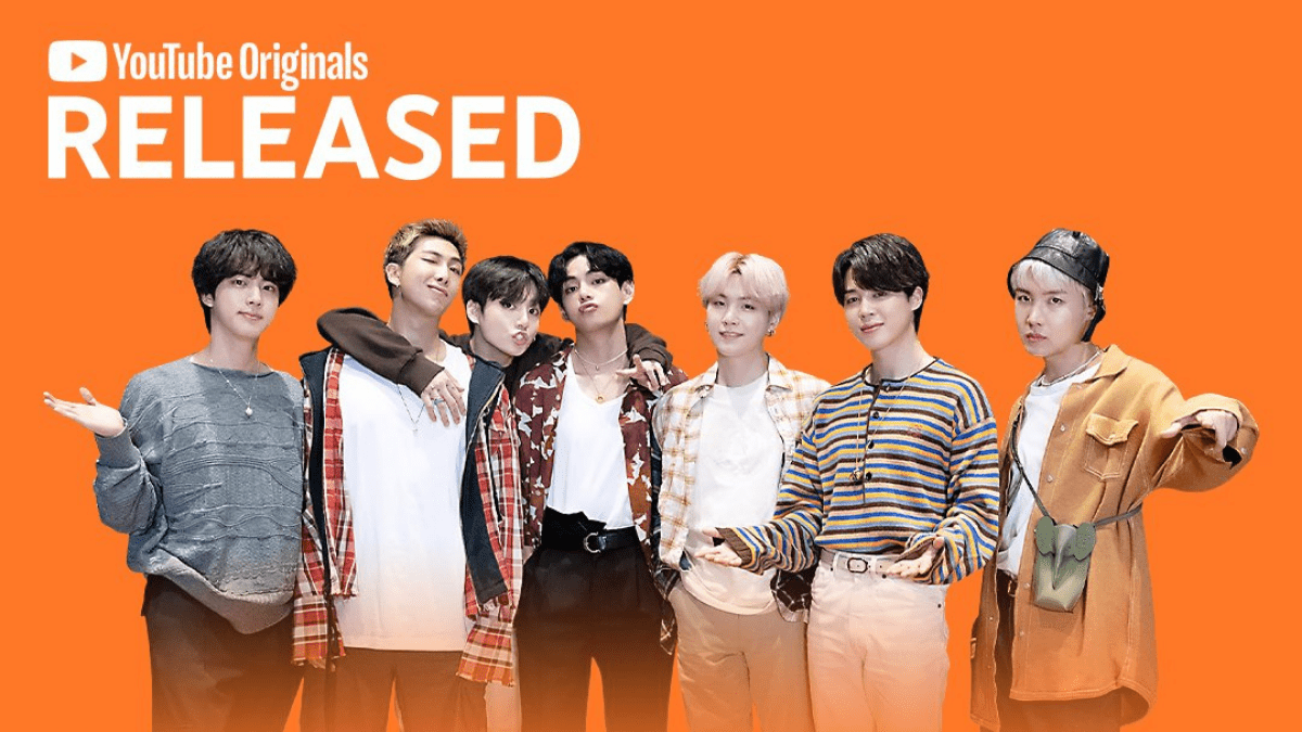 YouTube Originals' RELEASED Reads Our Minds – BTS To Finally Feature!