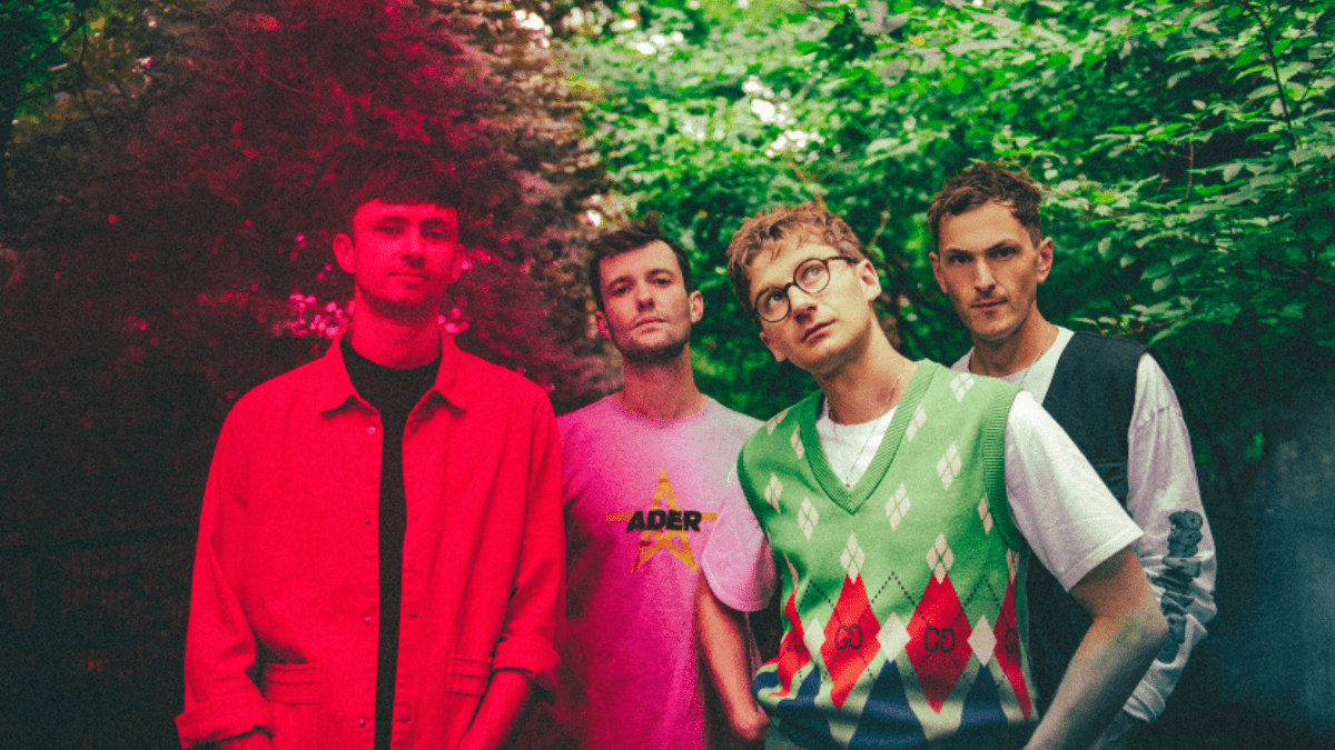 Glass Animals Just Wanna Dance With You!