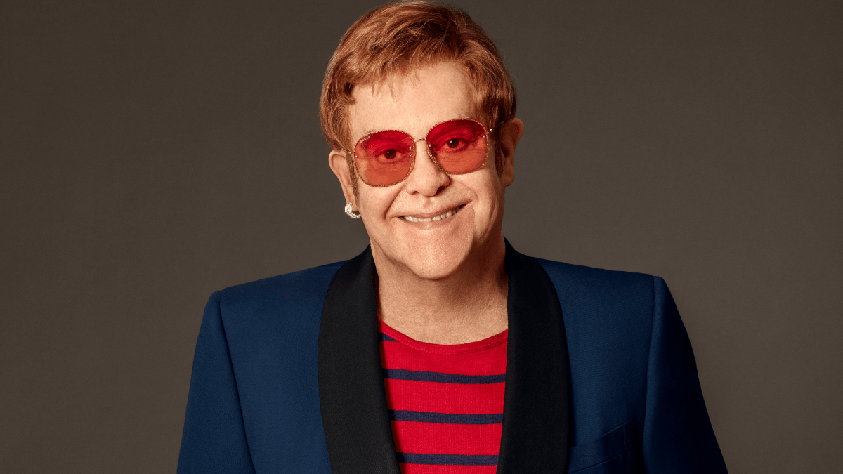Elton John Is A Stan And The Proof Is The Lockdown Sessions