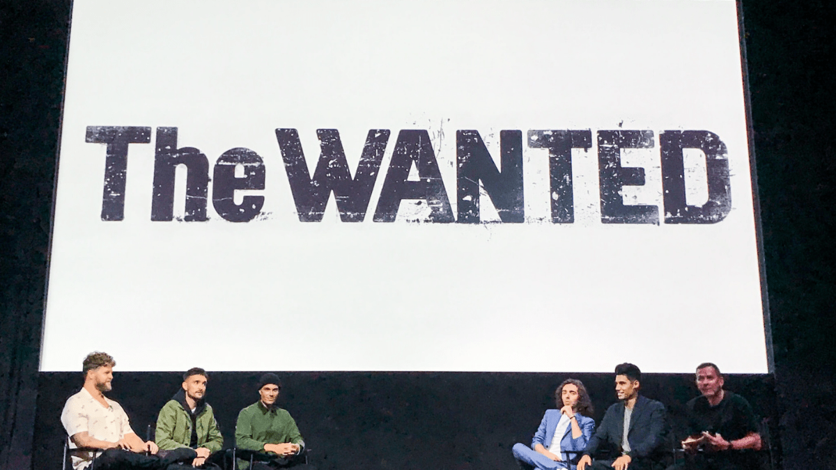 The Wanted Are Back And Better Than Ever!