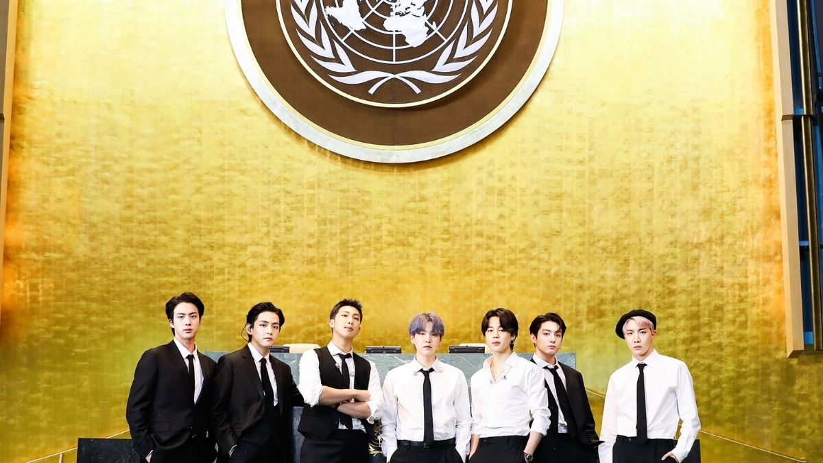 BTS' Inspirational Road To The 76th UN General Assembly!