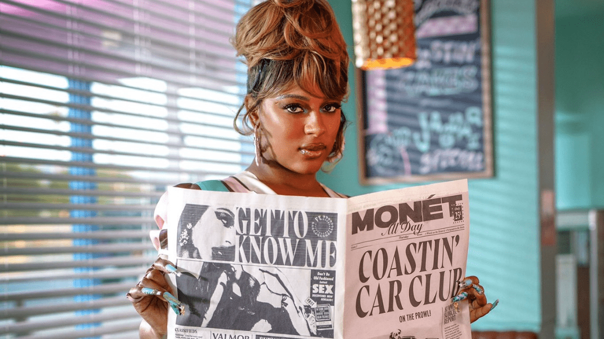 'Coastin' and 4 Other Iconic Victoria Monét Music Videos That Prove She's The Queen