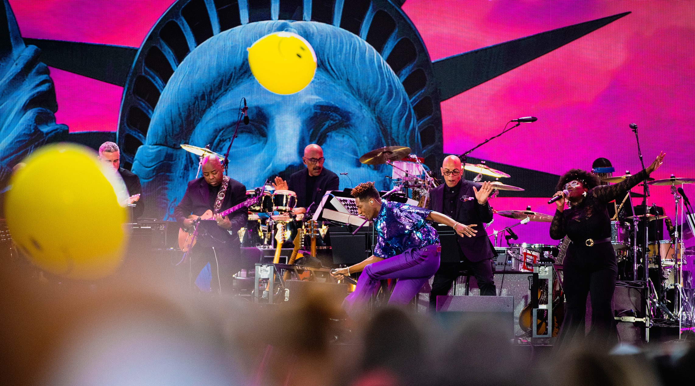WE LOVE NYC HOMECOMING CONCERT - New York, NY - August 21st, 2021