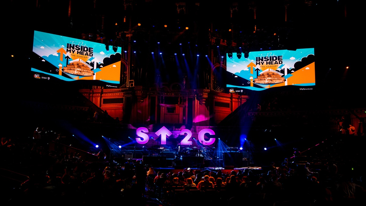 Take A Look At Tom Parker's Charity Concert  Inside My Head  at The Royal Albert Hall