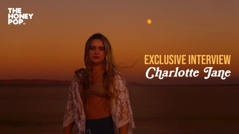 EXCLUSIVE INTERVIEW: Charlotte Jane Talks Music, Performing Live Again, And More!