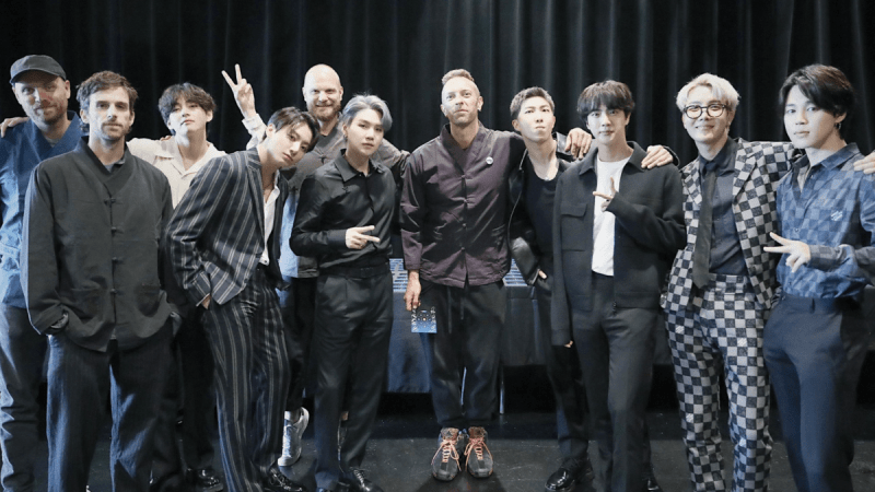 What We Learned From The COLDPLAY X BTS 'My Universe' Documentary