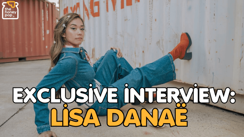 Exclusive Interview: It's Hard Not To Focus On Lisa Danaë When She's Such A 'Starlet'