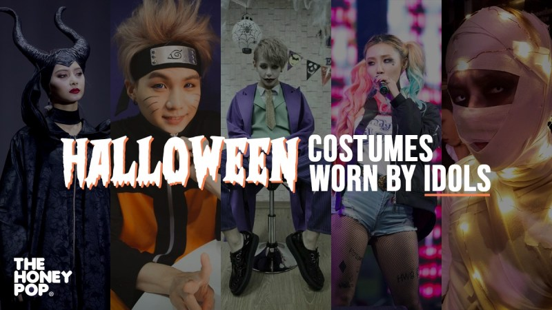 11 Halloween Costumes Worn By Idols To Inspire You