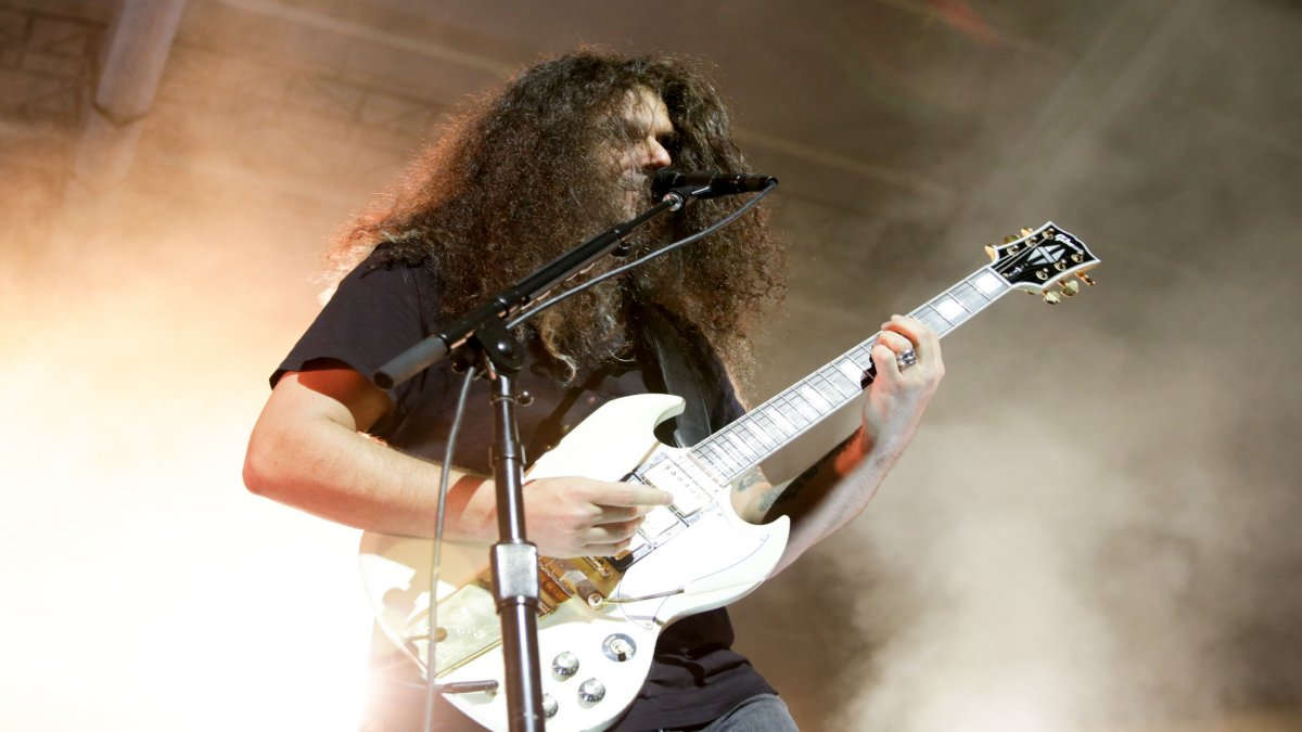 Coheed And Cambria Rocks Baltimore, MD!