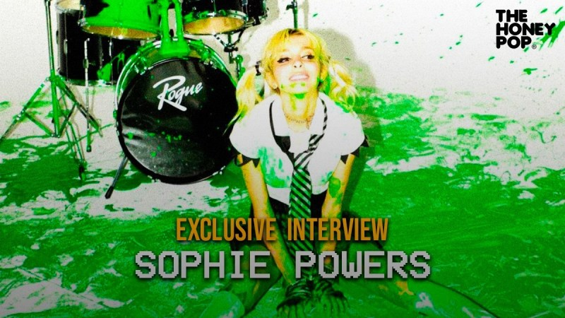 EXCLUSIVE INTERVIEW: Sophie Powers Spills The Tea On '1 Thing,' Working With Kellin Quinn, And Being Young In The Industry